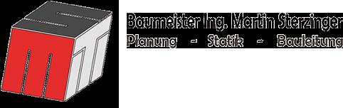 Baumeister Martin Sterzinger
